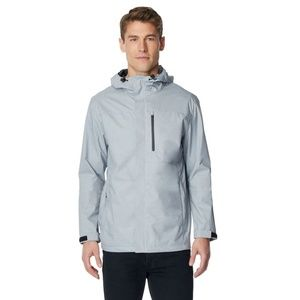 Coolkeep performance Rain Jacket Grey M